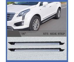 Cadillac XT5 Боковые подножки ОЕМ (2 шт)