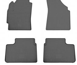 Chery QQ Резиновые коврики (4 шт, Stingray Premium)