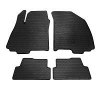 Резиновые коврики (4 шт, Stingray) для Chevrolet Aveo T300 2011+