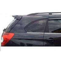 Спойлер (под покраску) для Chevrolet Captiva 2006+ и 2011+