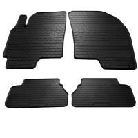 Резиновые коврики (4 шт, Stingray Premium) для Chevrolet Evanda 2000+