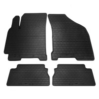 Резиновые коврики (4 шт, Stingray) для Chevrolet Lacetti