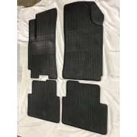 Резиновые коврики (4 шт, Polytep) для Chevrolet Lanos