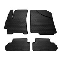 Резиновые коврики (4 шт, Stingray) Premium, Без запаха резины для Chevrolet Lanos