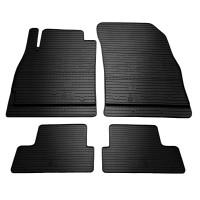 Резиновые коврики (4 шт, Stingray Premium) для Chevrolet Orlando 2010+