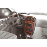 Накладки на панель (Meric, 2001-2021) для Chrysler Voyager