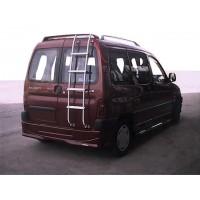 Спойлер Исикли (под покраску) для Citroen Berlingo 1996-2008