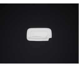 Citroen Berlingo 2008-2018 гг. Накладка на бак (нерж)