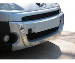 Citroen Berlingo 2008-2018 гг. Передняя губа (под покраску)
