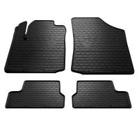 Резиновые коврики (4 шт, Stingray Premium) для Citroen C-3 2002-2010