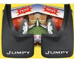 Citroen Jumpy 1996-2007 гг. Брызговики (2 шт)