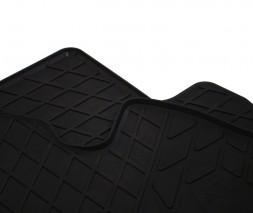 Citroen Jumpy/Dispatch 2017↗ гг. Резиновые коврики (2 шт, Stingray Premium)
