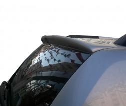 Dacia Duster 2008-2018 гг. Спойлер (под покраску)