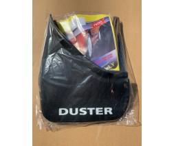 Dacia Duster 2008-2018 гг. Брызговики передние (2 шт)