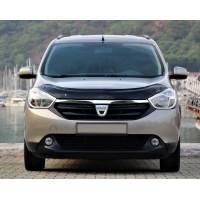 Дефлектор капота (EuroCap) для Dacia Lodgy 2013+