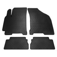 Daewoo Gentra Резиновые коврики (4 шт, Stingray)