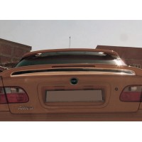 Спойлер Isikli (под покраску) для Fiat Albea 2002+