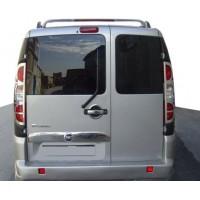 Спойлер Brabos-style (под покраску) для Fiat Doblo I 2001-2005