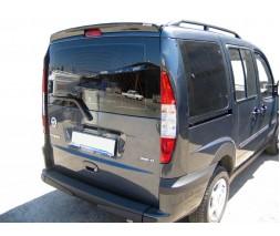 Fiat Doblo II 2005+ гг. Спойлер Anatomic 1 дв (под покраску)
