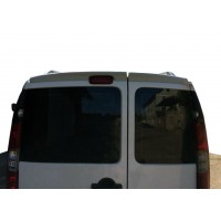 Спойлер Anatomic на распашные (под покраску) для Fiat Doblo II 2005+