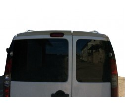 Fiat Doblo II 2005+ гг. Спойлер Anatomic на распашные (под покраску)
