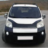 Дефлектор капота (EuroCap) для Fiat Fiorino/Qubo 2008+