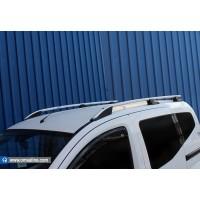 Рейлинги OmsaLine Sport Grey для Fiat Fiorino/Qubo 2008+