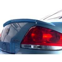 Спойлер на 3 части (под покраску) для Fiat Linea 2006+ и 2013+