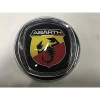 Fiat Palio 1998+ гг. Значок (Abarth, самоклейка) 120 мм