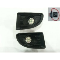 Fiat Punto Grande/EVO 2006+ и 2011+ гг. Противотуманки LED (диодные)