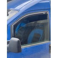 Ветровики вставные (2 шт, HIC) для Fiat Scudo 1996-2007