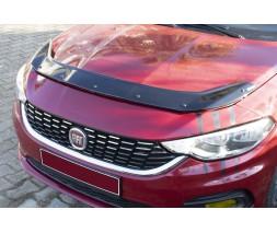 Fiat Tipo 2016↗ гг. Дефлектор капота EuroCap