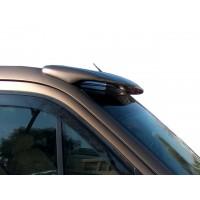 Козырек на лобовое стекло (под покраску) для Ford Connect 2002-2006