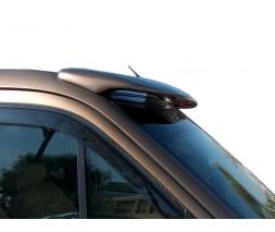 Ford Connect 2002-2006 гг. Козырек на лобовое стекло (под покраску)
