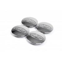 Колпачки под оригинальные диски 50мм V2 (4 шт) для Ford Courier 2014+