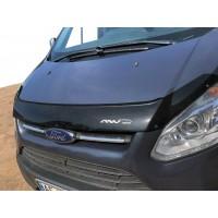 Дефлектор капота ANV длинная (2013-2018) для Ford Custom 2013+