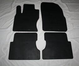 Ford Focus II 2005-2008 гг. Резиновые коврики (4 шт, Stingray Premium)