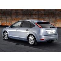Спойлер HB (под покраску) для Ford Focus II 2008-2011