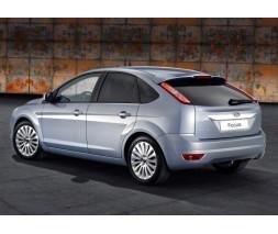 Ford Focus II 2008-2011 гг. Спойлер HB (под покраску)