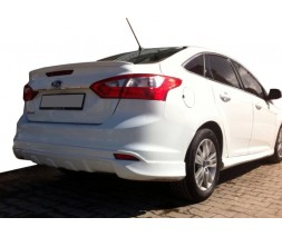 Ford Focus III 2011-2017 гг. Спойлер Sedan 2011-2015 (под покраску)
