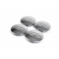 Колпачки под оригинальные диски 50мм V2 (4 шт) для Ford Kuga/Escape 2013-2019