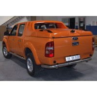 Ford Ranger 2007-2011 гг. Кунг FULLBOX