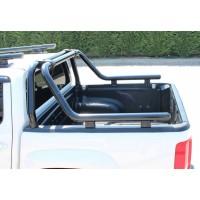 Дуга на кузов (черная) 76мм для Ford Ranger 2011+