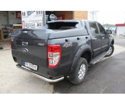 Ford Ranger 2011+ гг. Кунг FULLBOX
