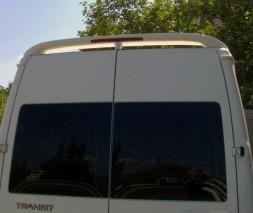 Ford Transit 2000-2014 гг. Спойлер Исикли средняя крыша (под покраску)