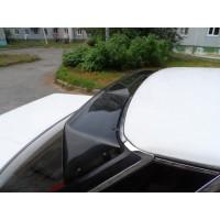 Спойлер на стекло (ABS, черный) для Honda Civic Sedan IX 2012-2016