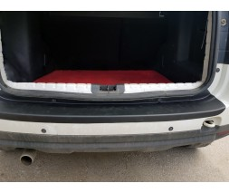 Honda Civic Sedan IX 2012-2016 Накладка на задний бампер EuroCap (ABS)