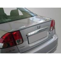 Спойлер (под покраску) для Honda Civic Sedan VII 2001-2006