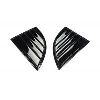 Накладки на треугольники зеркал (2 шт, ABS) для Honda Civic Sedan VIII 2006-2011