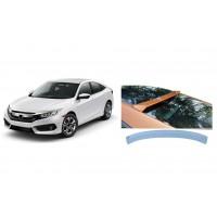 Спойлер Заднего стекла Niken V4 (под покраску) для Honda Civic Sedan X 2016+